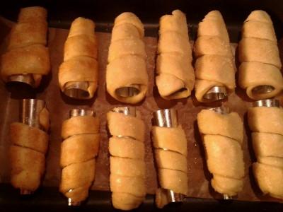 Mini kürtöskalács sütő